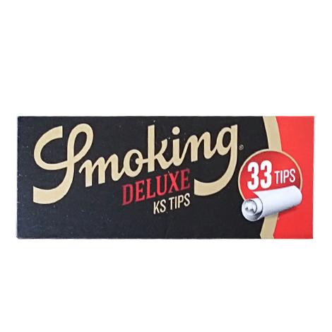 SMOKING DELUXE FILTRI CARTA 33