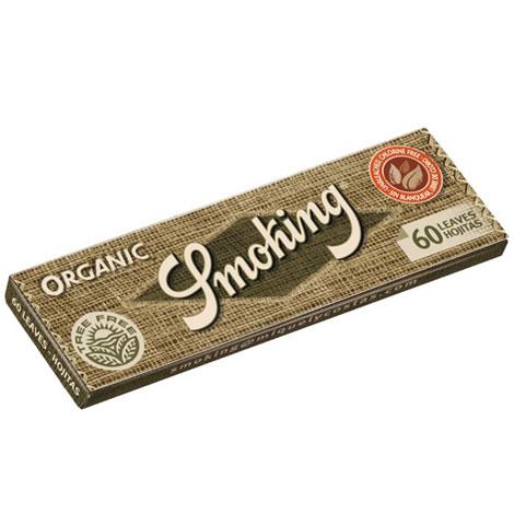 SMOKING ORGANIC CORTA SINGOLA