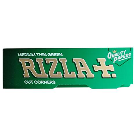 RIZLA GREEN CORTA SINGOLA
