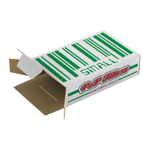 POP FILTERS BOX SMALL