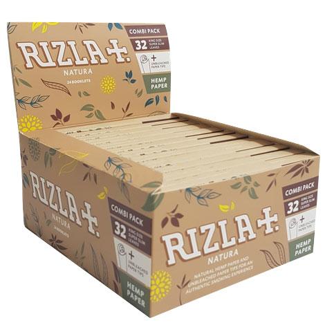 RIZLA NATURA COMBI-PACK KSS + FILTRO