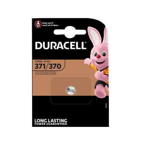 DURACELL 370-371